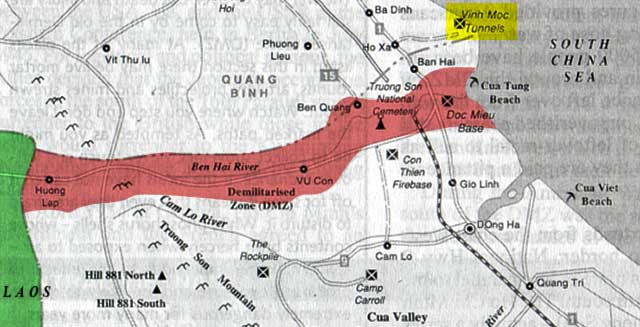 DMZ 640x480 - HUE – DMZ VIETNAM – HUE/ 01 DAY