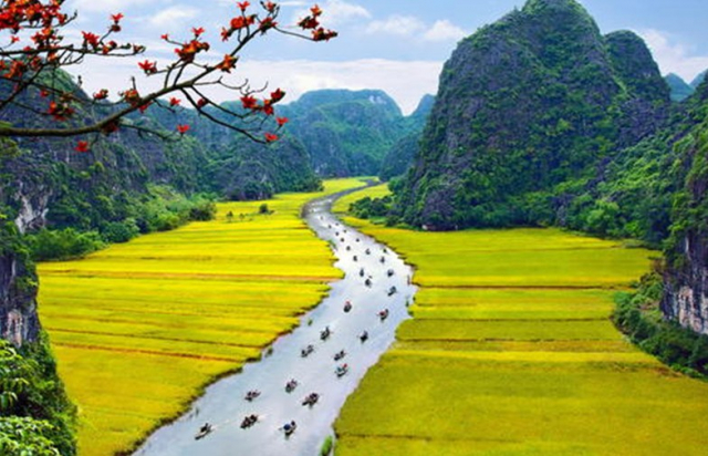 Ninh Binh Trip 02 640x480 - HA NOI – NINH BINH – HA NOI/ 01 DAY