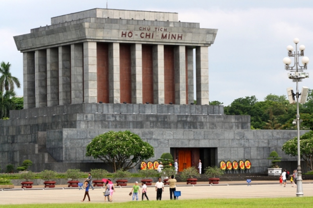Ho Chi Minh Mausoleum to reopen this November 640x480 - HIGHLIGHTS OF VIETNAM STARTS HO CHI MINH CITY/ 10 DAYS