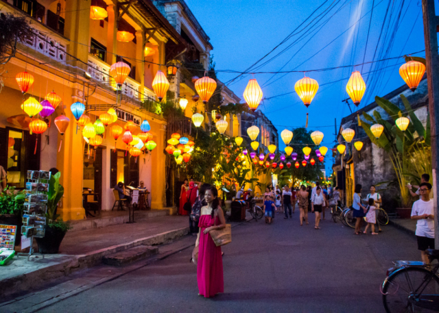 Hoi An 5 1024x731 640x480 - VIETNAM HONEYMOON TOUR/ 14 DAYS